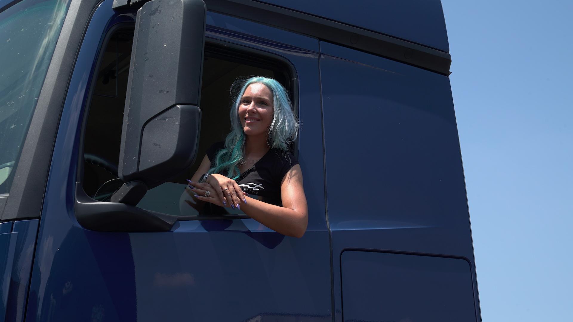 trucker babe kabel 1 neue folgen